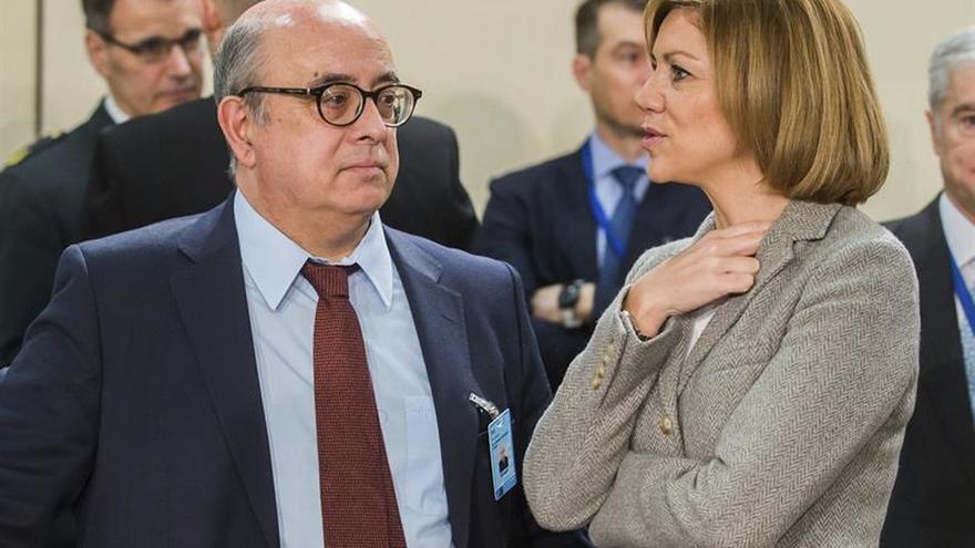 España ofrece una aportación cualitativa a la OTAN y un plan para cumplir gasto del 2 %