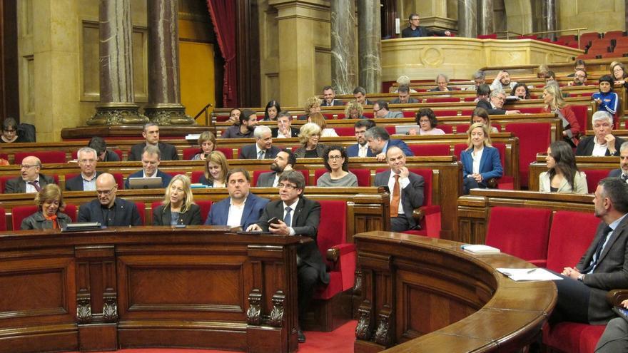 """El PP dice que """"las cosas acabarán mal"""" si se aprueban los Presupuestos catalanes y augura el fin del proceso"""