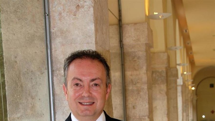 Francisco Quiles, candidato a la rectoría de la UCLM