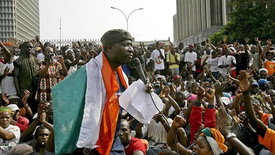 Arrestado en Ghana Ble Goudé, aliado del expresidente marfileño Gbagbo
