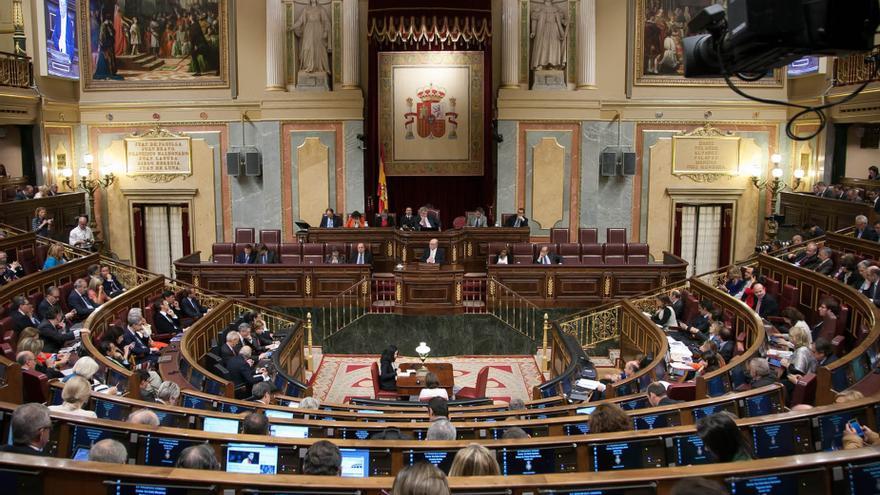 El Congreso celebrará un Pleno de dos días la próxima semana con posibilidad de incluir sesión de control