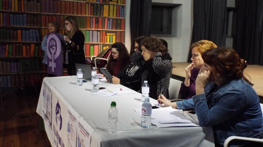 Adelanto del informe de feminicidios.net en Villarrobledo