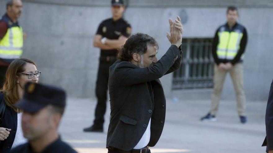Cuixart pide su libertad al descartar Alemania el único delito que le imputan