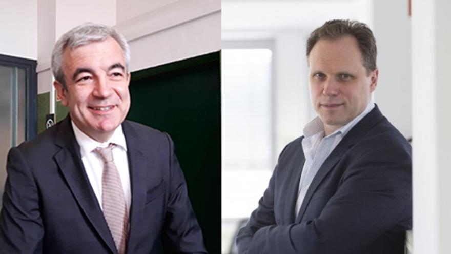 Luis Garicano y Daniel Lacalle