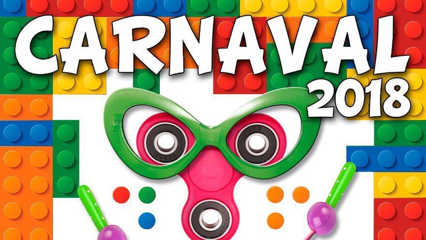 Cartel Carnaval El Pinar de El Hierro