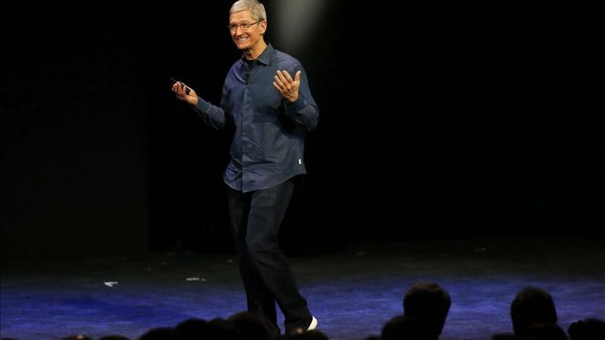 Tim Cook inaugura una nueva era en Apple