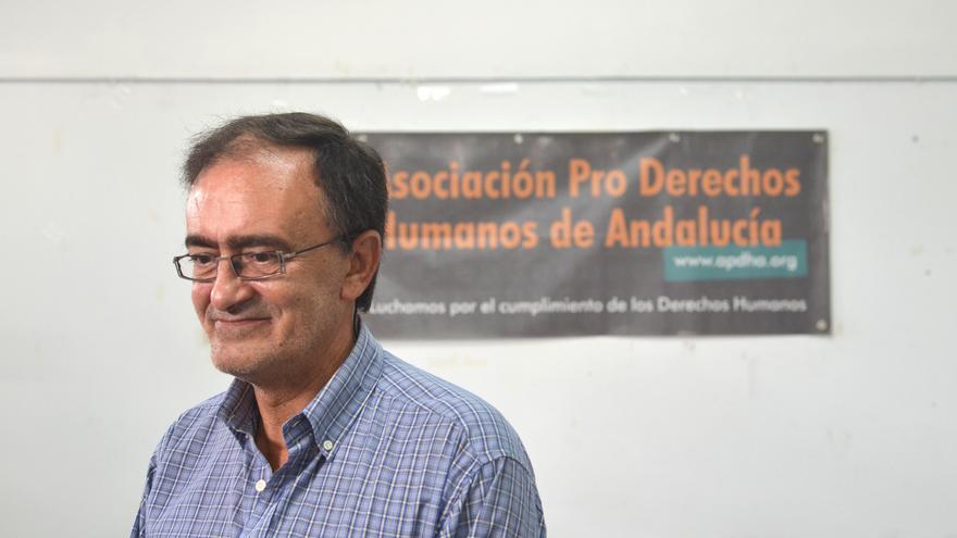 Francisco Javier Hervás trabajó durante siete años en prisión.