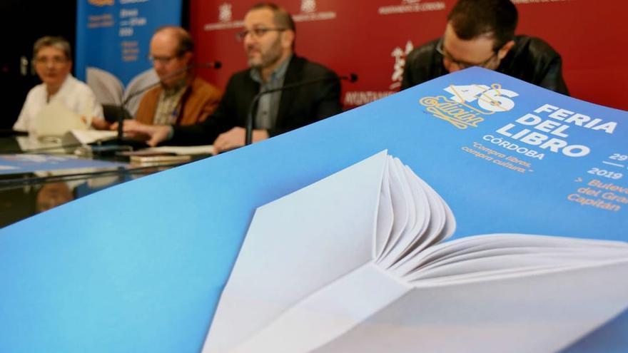 Presentación de la 46 Feria del Libro |RAFA MELLADO