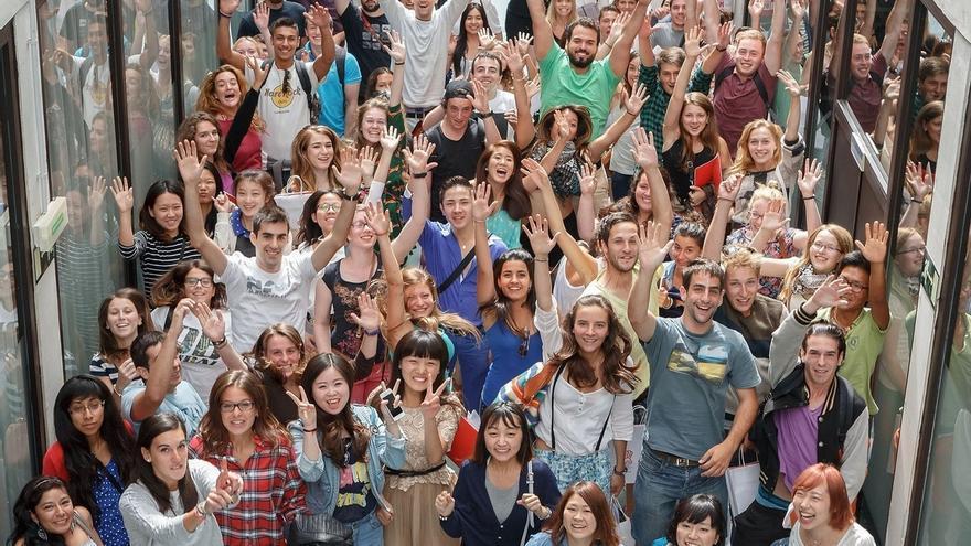 La UPNA logra 500.000 euros del programa europeo Erasmus+ para movilidad de estudiantes y personal con siete países