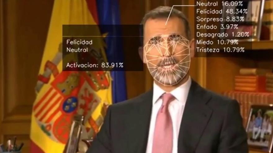 Un análisis de las emociones del Rey Felipe VI / Emotion Research Lab