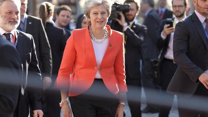Los conservadores británicos analizan las opciones para suceder a May