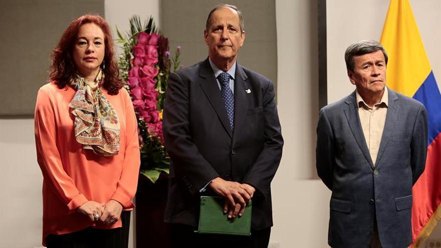 La mesa de diálogo de paz Gobierno colombiano-ELN recibirá a víctimas de conflicto