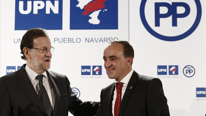 UPN apoyará las decisiones políticas o jurídicas que se tomen sobre Cataluña