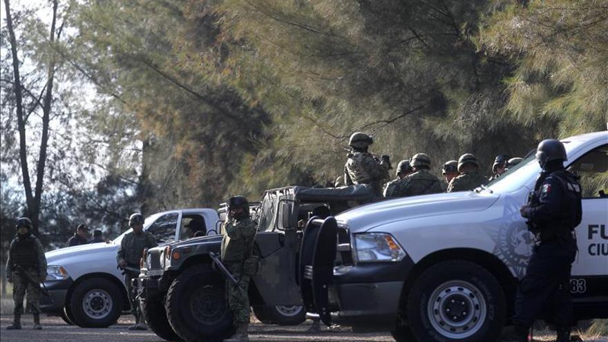 Fuerzas mexicanas capturan a presunto líder regional del Cártel Jalisco