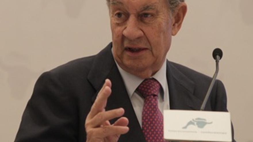 Empresario Y Presidente De OHL Juan Miguel Villar Mir