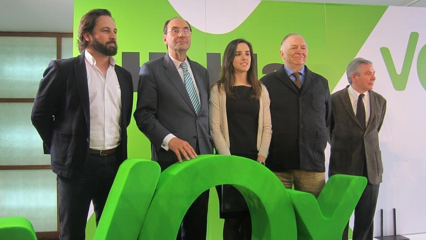 Vidal-Quadras renunciará a presidir Vox y apoyará para el puesto a Santiago Abascal