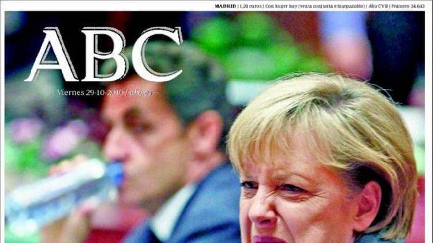 De las portadas del día (29/09/10) #5