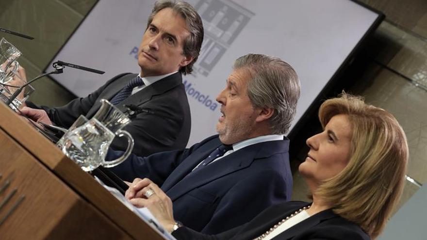 """El Gobierno ve """"inconveniente"""" en hablar de indultos sin saber qué va a pasar"""