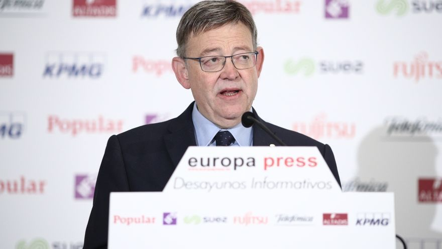 """Puig cree que el Gobierno central ha dado un paso """"insuficiente pero importante"""" en Cataluña"""