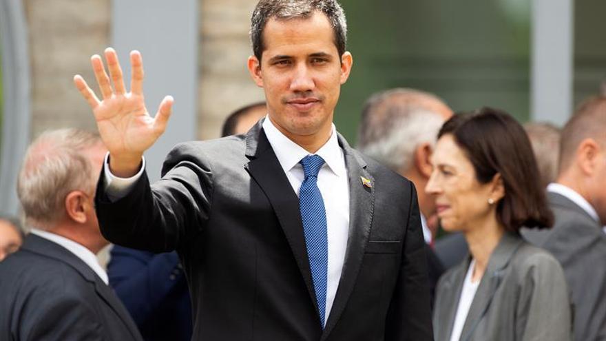 Juan Guaidó visitará Paraguay este viernes para reunirse con Abdo Benítez