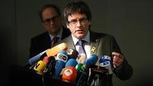 La justicia alemana mantiene su rechazo a extraditar por rebelión a Puigdemont