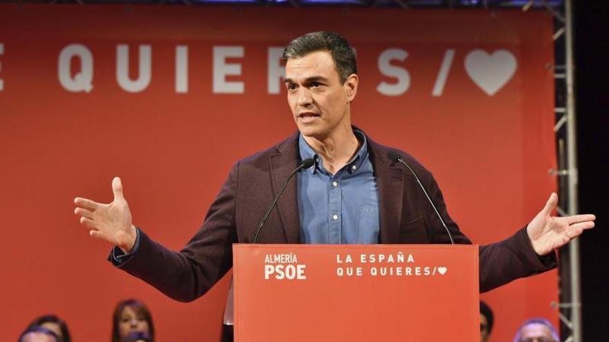 "Sánchez, a Suárez Illana: ""Ser Suárez no se hereda"""