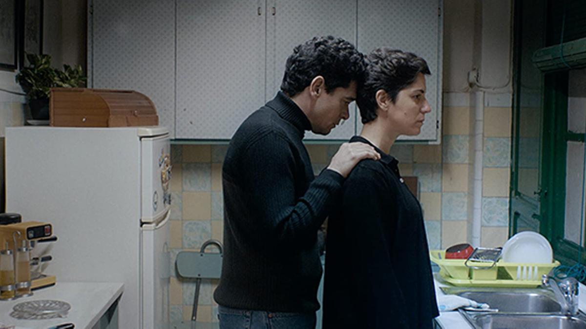 Un fotograma del film 'La mort de Guillem'.
