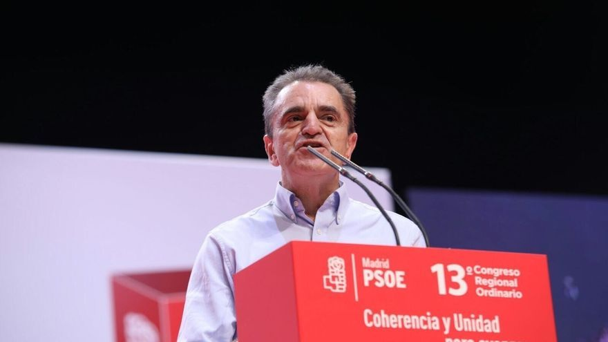 """El Comité del PSOE de Madrid transcurre """"con tranquilidad"""" y Franco siente """"abrumado"""" por """"grado de apoyo"""" de militantes"""