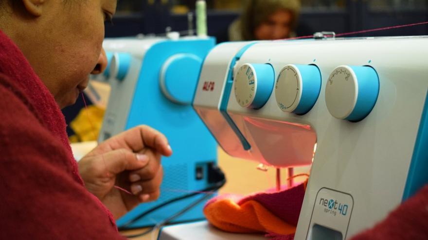 Ayuda en Acción impulsa el emprendimiento femenino y la empleabilidad. Foto: Isabel Neila / AeA