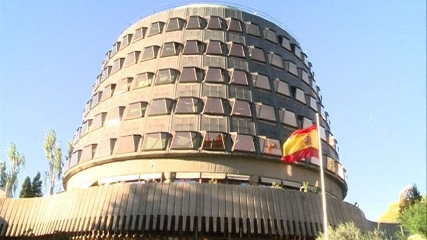 Los once magistrados del TC comienzan a estudiar el recurso del Gobierno contra la declaración de ruptura con España