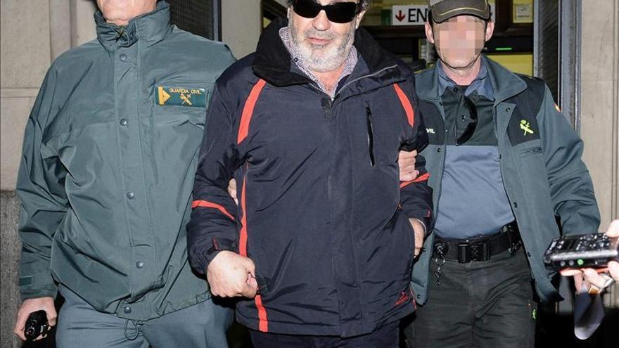 """El """"conseguidor"""" Juan Lanzas sale hoy de prisión tras siete meses encarcelado"""