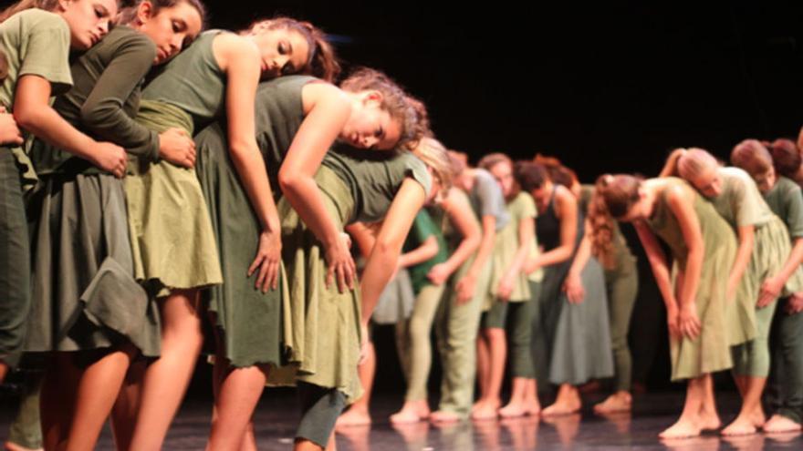 Fotograma del documental 'Five days to dance'.