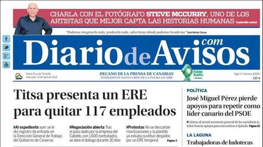 De las portadas del día (11/04/2012) #3
