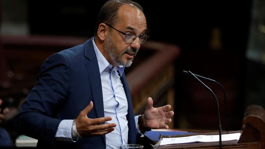 """PDeCAT se plantea su continuidad en el Congreso por el """"atropello"""" del Estado"""