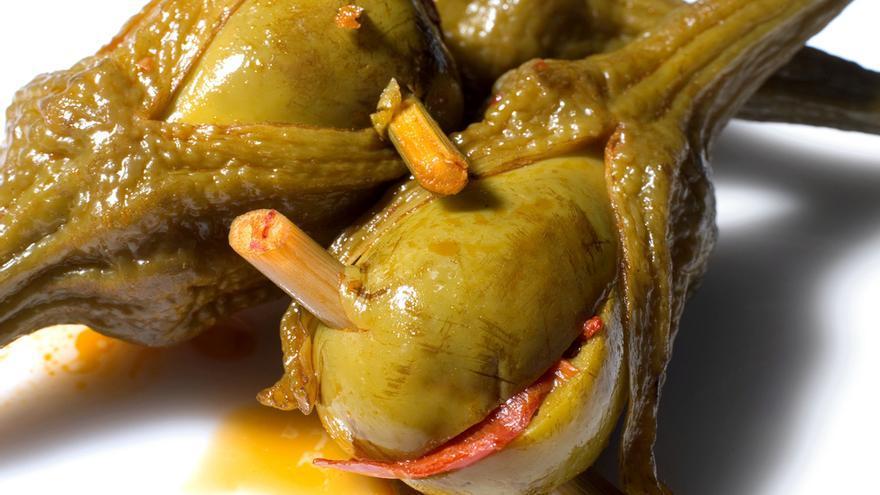 Berenjenas de Almagro / Turismo Castilla-La Mancha