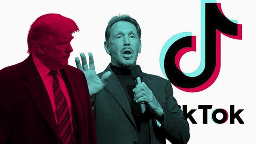 Las amenazas de Trump ponen TikTok en manos de uno de sus pocos partidarios en Silicon Valley