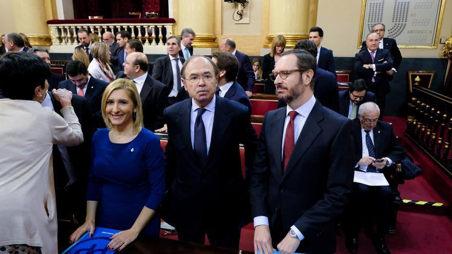 """El PP resalta el compromiso de la nueva presidenta del Senado contra la violencia machista: """"Es un elemento de unión"""""""