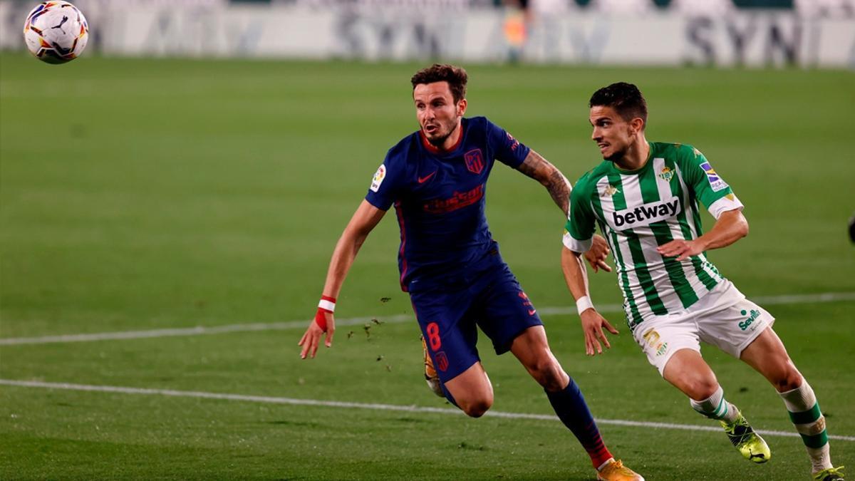 Los ingresos de los equipos de La Liga de España cayeron un 19% en los días de partido, debido al cierre de los estadios.