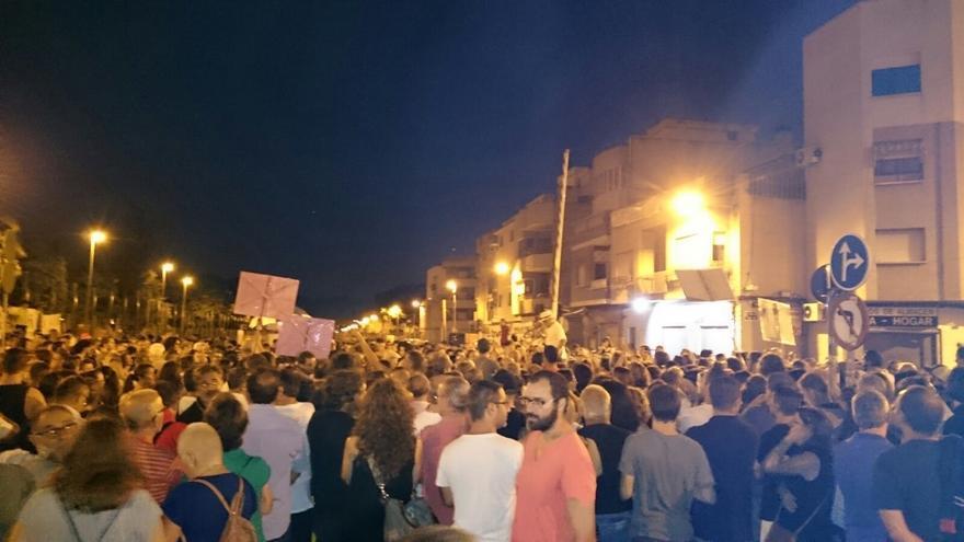 La oleada de manifestantes ha superado todas las expectativas de los organizadores