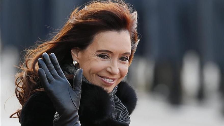 """Opositor denuncia a la presidenta argentina por """"abuso"""" de la cadena nacional"""