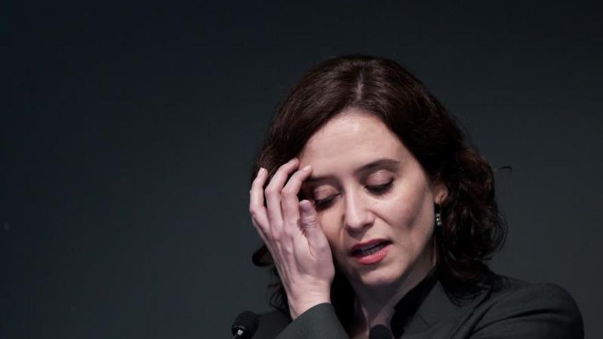 Ayuso propondrá un monumento a las víctimas del coronavirus y a los sanitarios en Madrid