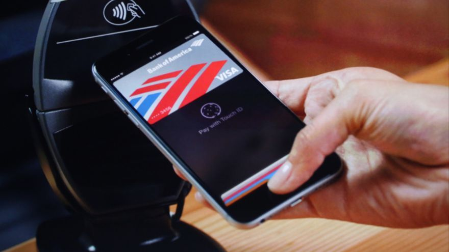 Apple introduce la tecnología NFC