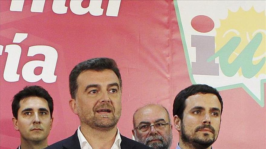 """Maíllo considera """"evidente que los ciudadanos han percibido como un error el pacto con el PSOE"""""""