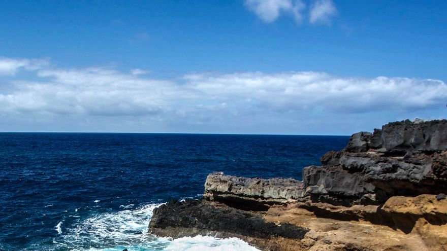 Fotografía ganadora de la tercera edición de 'Turisfoto' de Puntallana. Autor: Roberto Rodríguez Martín.