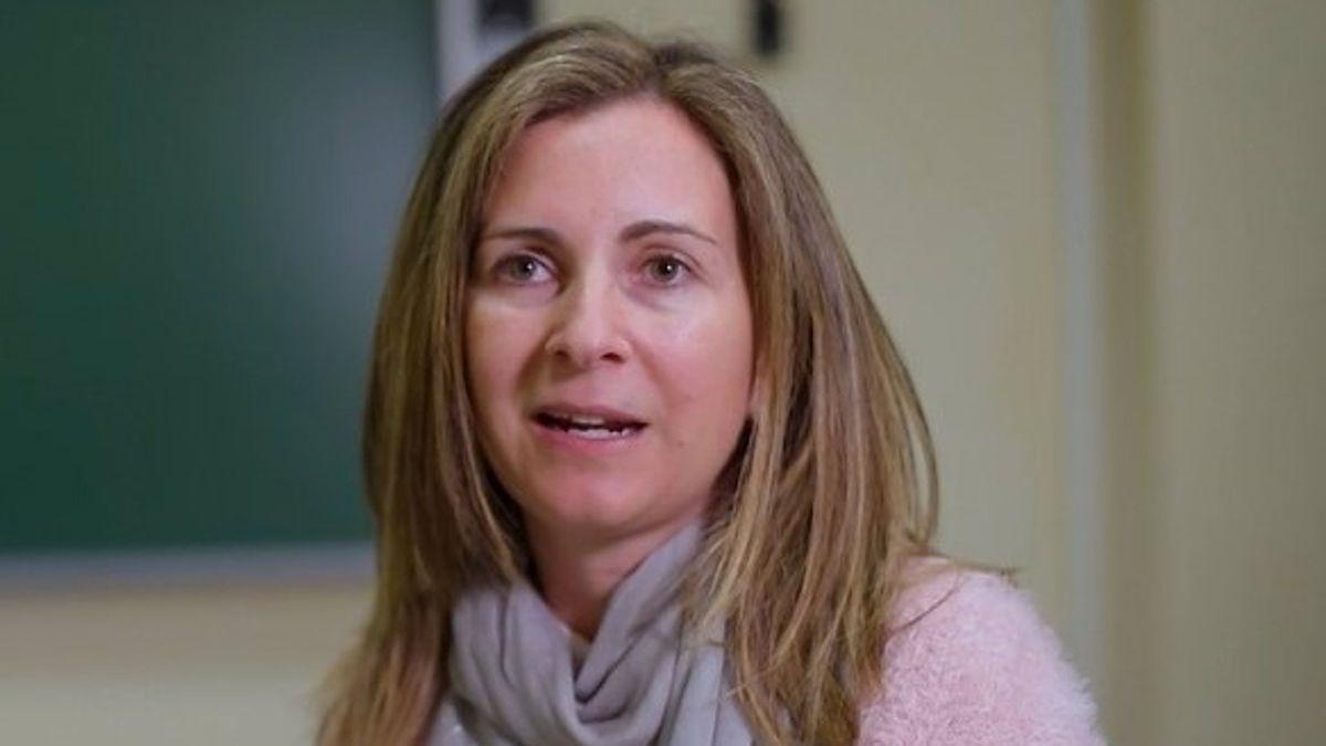 Eva Romera, psicóloga y profesora en la Universidad de Córdoba.