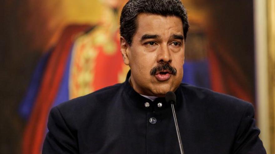Maduro dice que desde EE.UU. han ordenado asesinarlo y responsabiliza a Borges