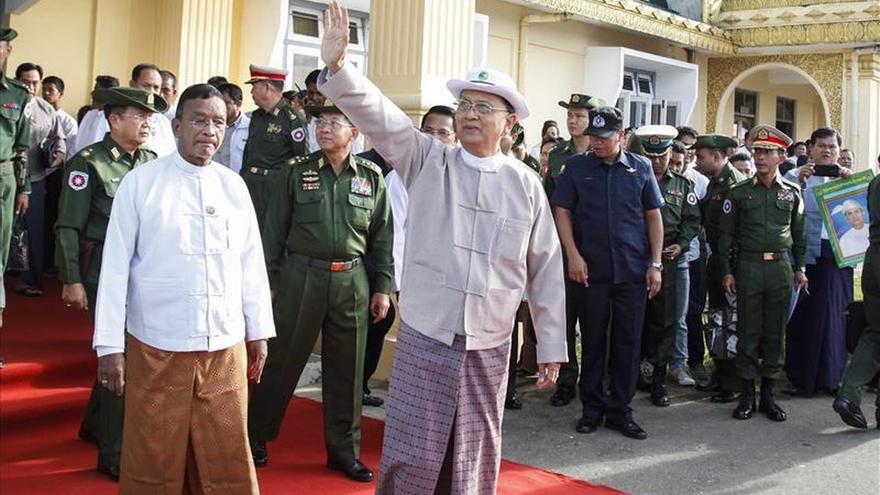 Parlamentarios del Sudeste de Asia niegan legitimidad a elecciones birmanas