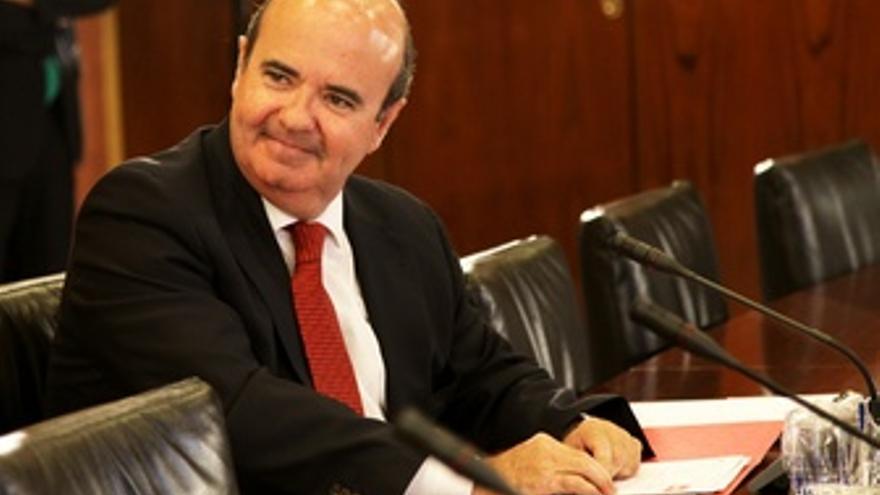 Gaspar Zarrías, En La Comisión De Investigación De Los ERE.