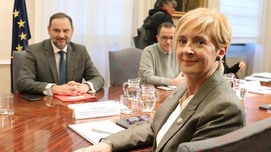 Gobierno Vasco y Ministerio analizan que Euskadi asuma las obras de los accesos del TAV de Bilbao y Vitoria