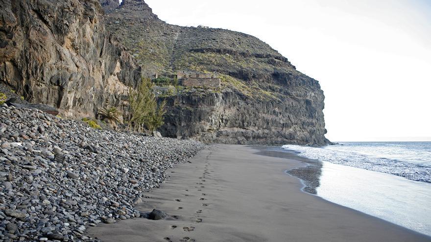 Playa de Guguy (ALEJANDRO RAMOS)